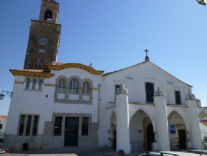 Igreja de Santa Maria, Beja