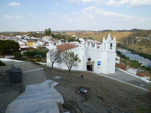 Igreja Matriz, antiga mesquita