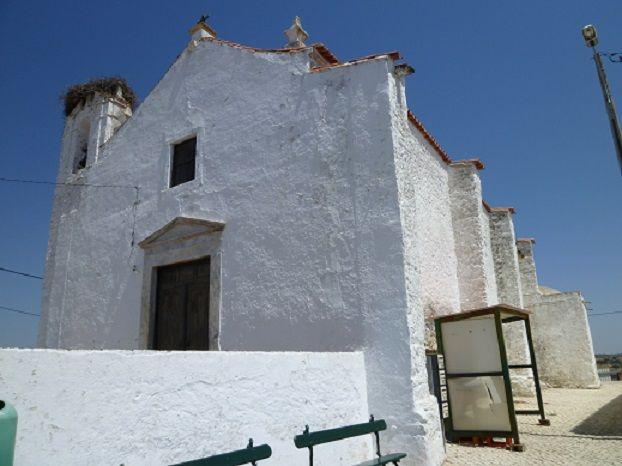 Igreja de Nossa Senhora da Estrela parte lateral