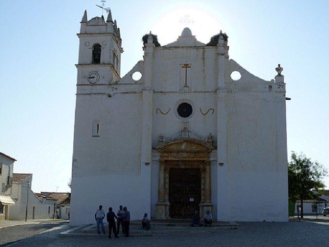Igreja Paroquial de Safara