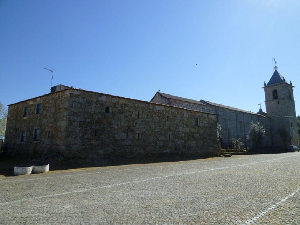 Mosteiro de Arnoia