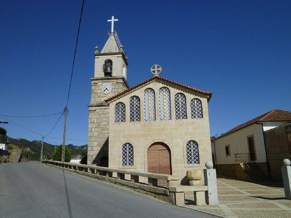 Igreja Matriz do Salvador de Fervença