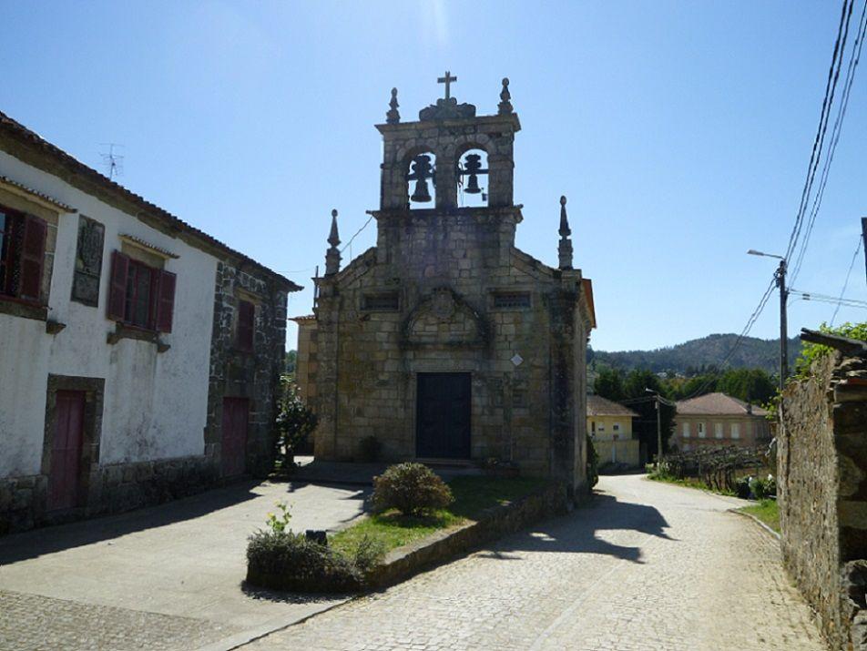Igreja Matriz de Santa Maria de Veade