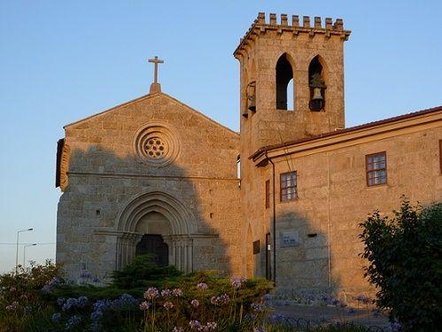 Igreja de Santiago de Antas