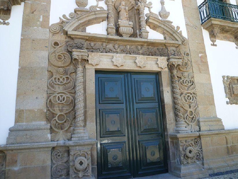 Igreja Matriz - porta