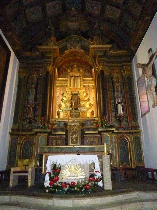 Igreja Matriz - capela lateral