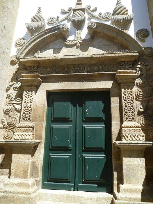 Igreja Matriz - porta lateral