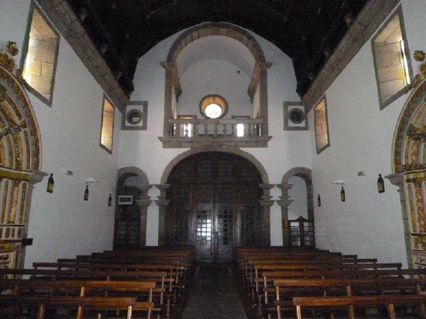 Igreja Matriz - interior, coro