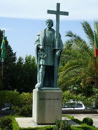 Pedro Álvares Cabral - o Homem da Terra