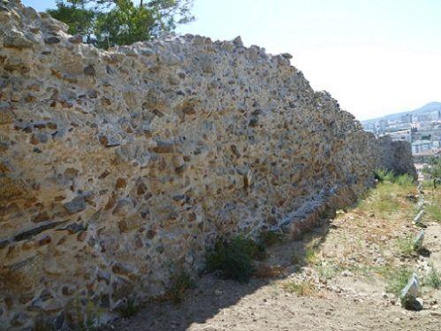 Castelo - muralhas