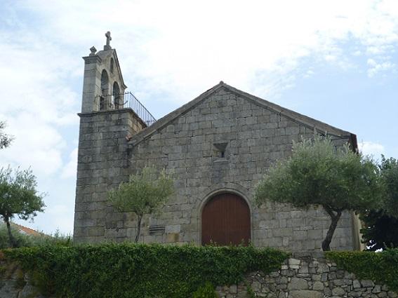 Igreja Matriz ou São Pedro - fachada frontal