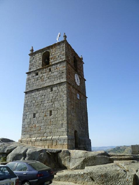 Torre do Relógio ou de Lucano