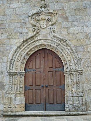 Igreja da Misericórdia - porta