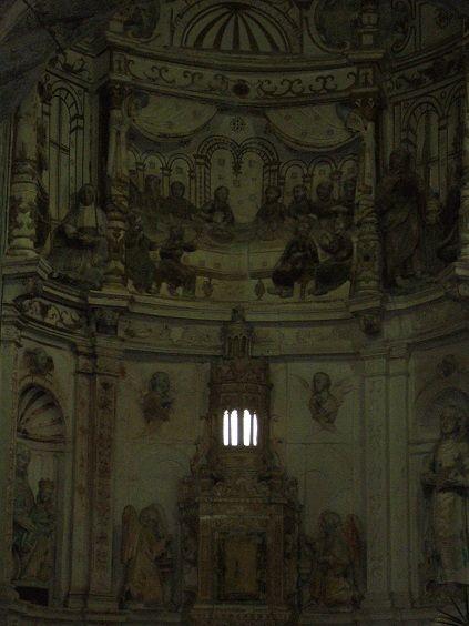 Igreja do Castelo - Interior