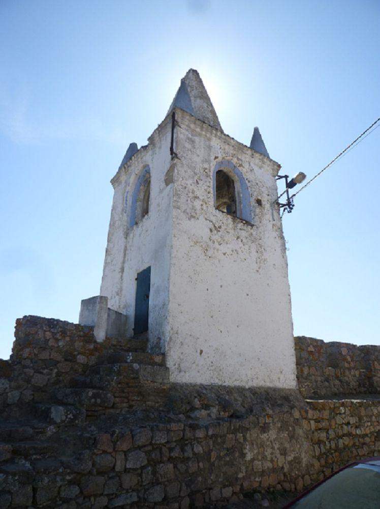 Castelo - torre do relógio