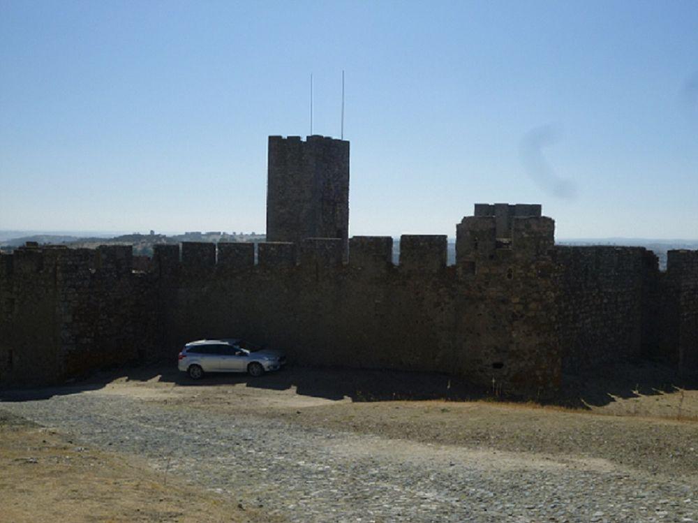 Castelo - torre de menagem