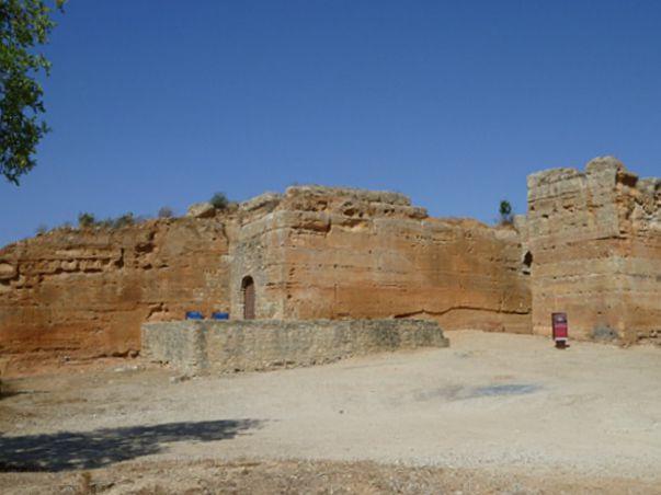 Castelo de Almoáda - entrada