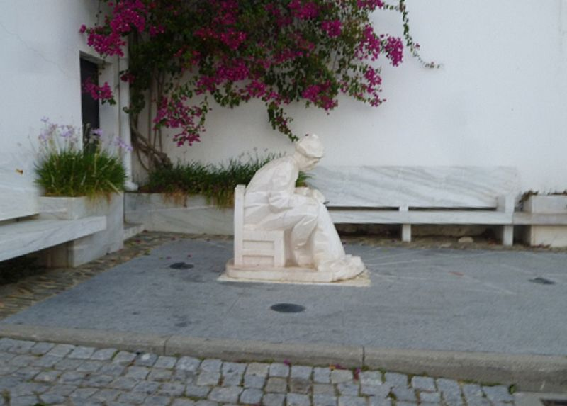 Estátua do Pescador