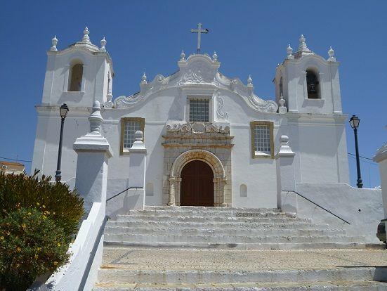 Igreja de S.Tiago - fachada