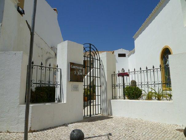 Convento de S. José - entrada
