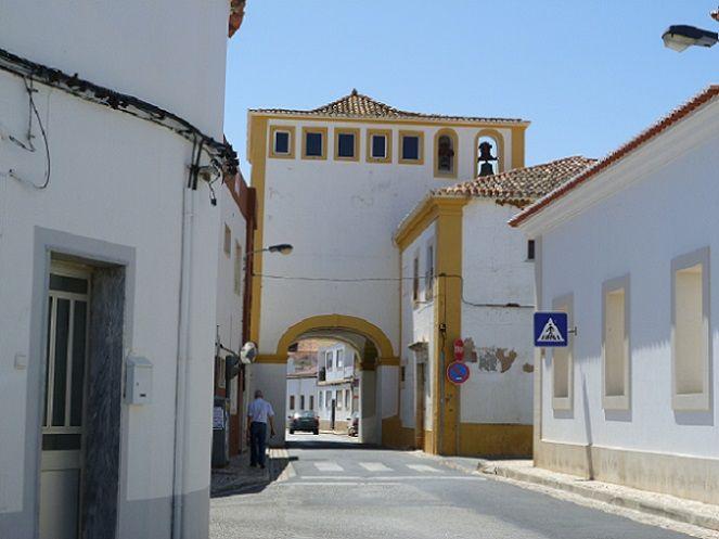 Convento de S. José - frontal