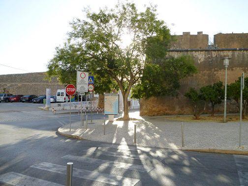 Fortaleza - entrada