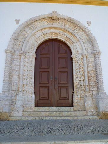 Igreja do Divino Salvador - Portal frontal