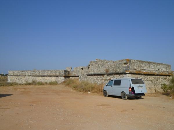 Forte do Rato ou Forte de Sto. António Tavira