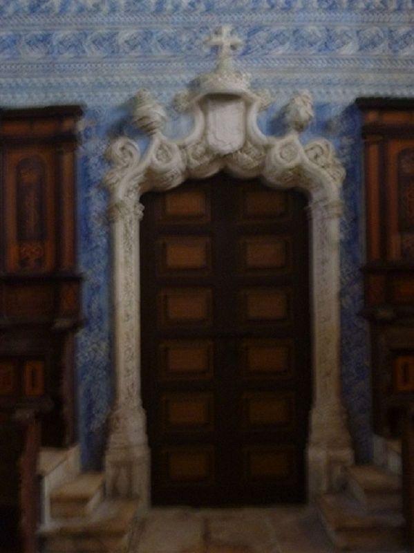 Mosteiro de Santa Maria de Cós - manuelino