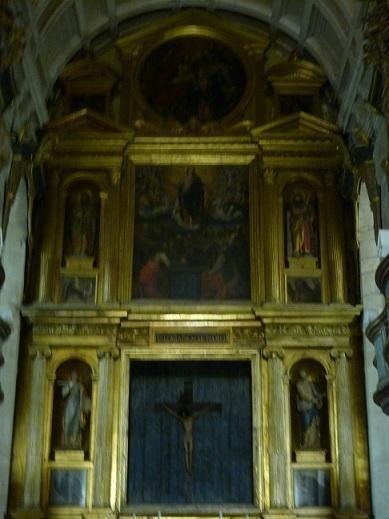 Sé Catedral - interior