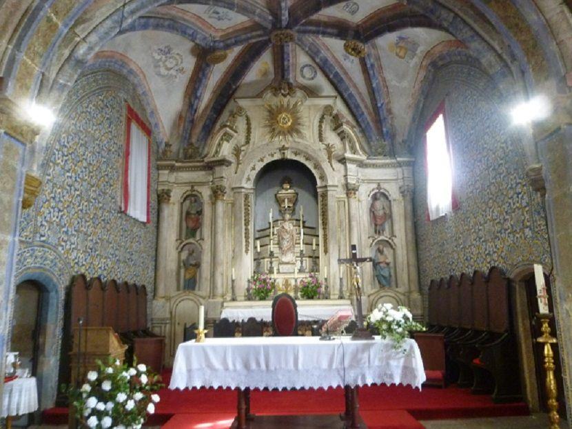 Igreja Matriz - capela-mor