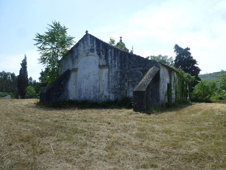 Antiga Igreja de Santo António