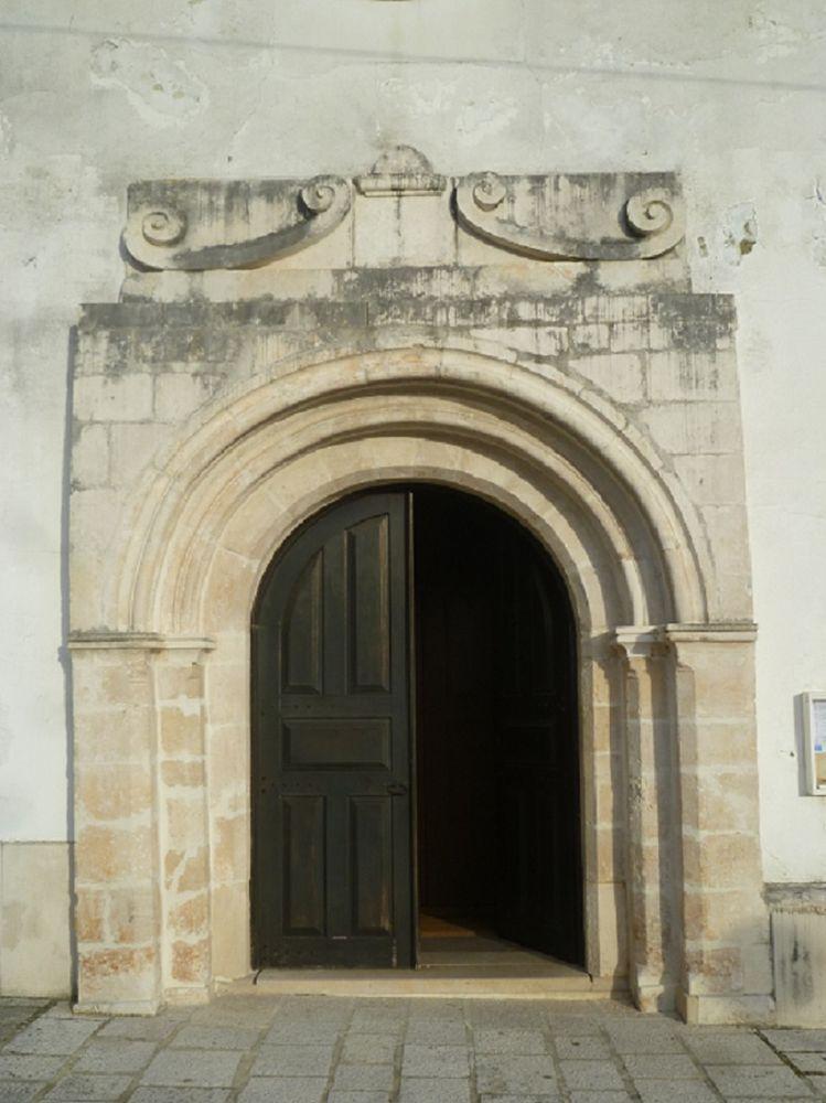 Igreja de São João Batista - Portal principal