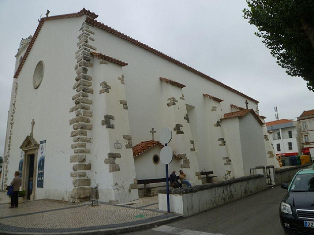 Igreja Matriz - lateral