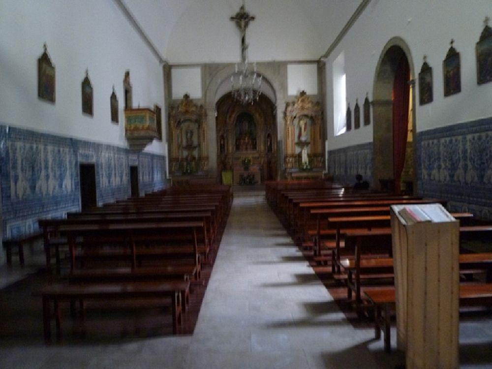 Igreja Matriz - interior - altar-mor