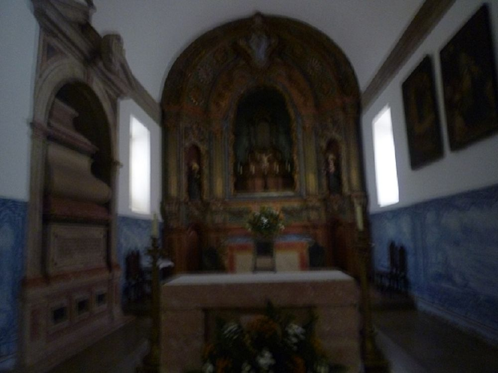 Igreja Matriz - Altar-mor