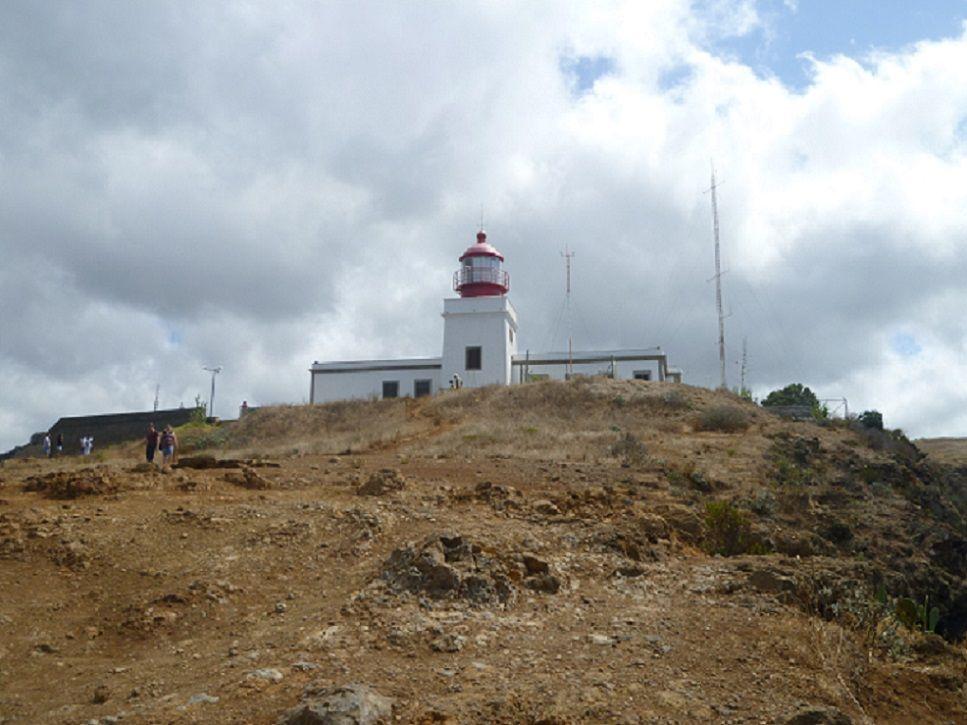 Farol da Ponta do Pargo