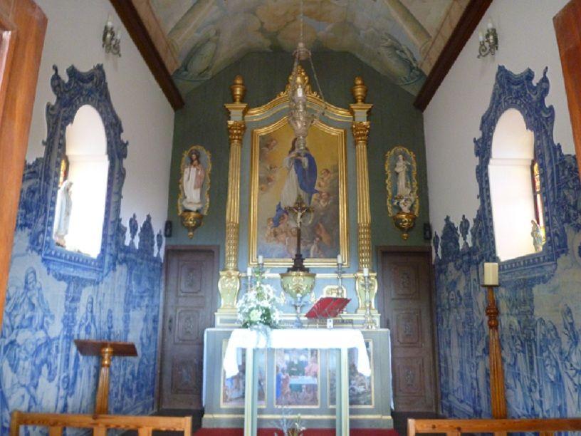 Capela de Nossa Senhora da Conceição - interior