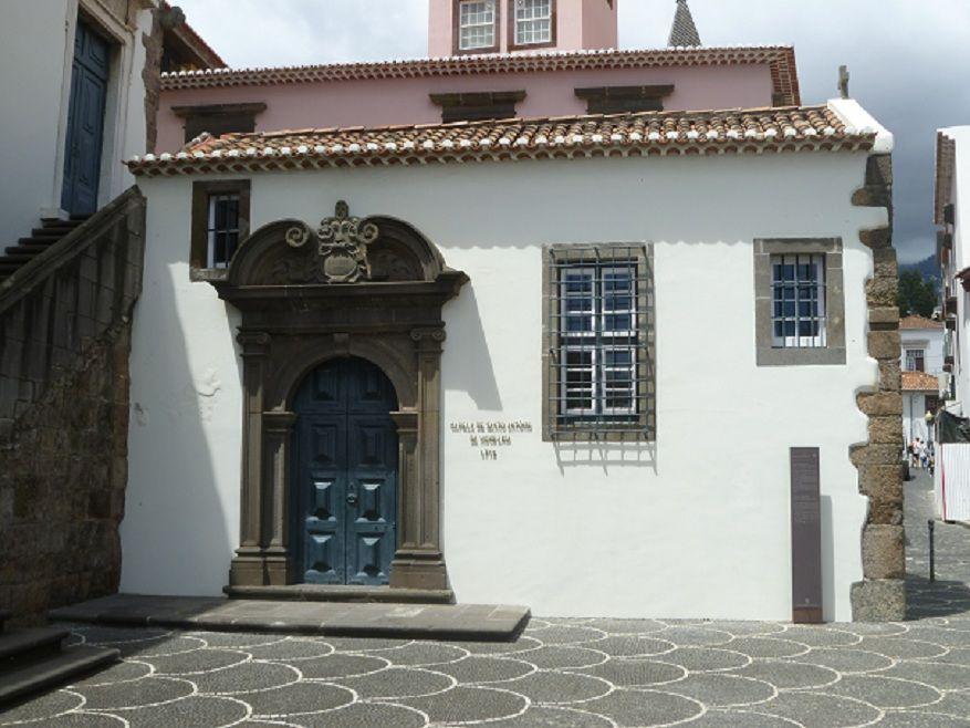 Antiga Capela de Sto. António da Mouraria