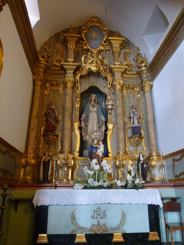 Igreja Matriz Nossa Senhora do Monte
