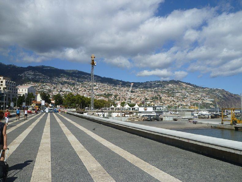 Paredão do Funchal