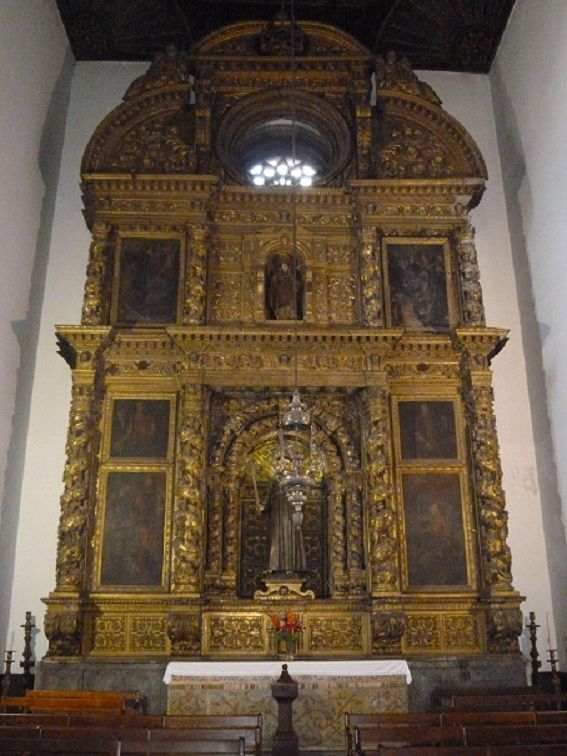 Sé Catedral - interior - altar lateral