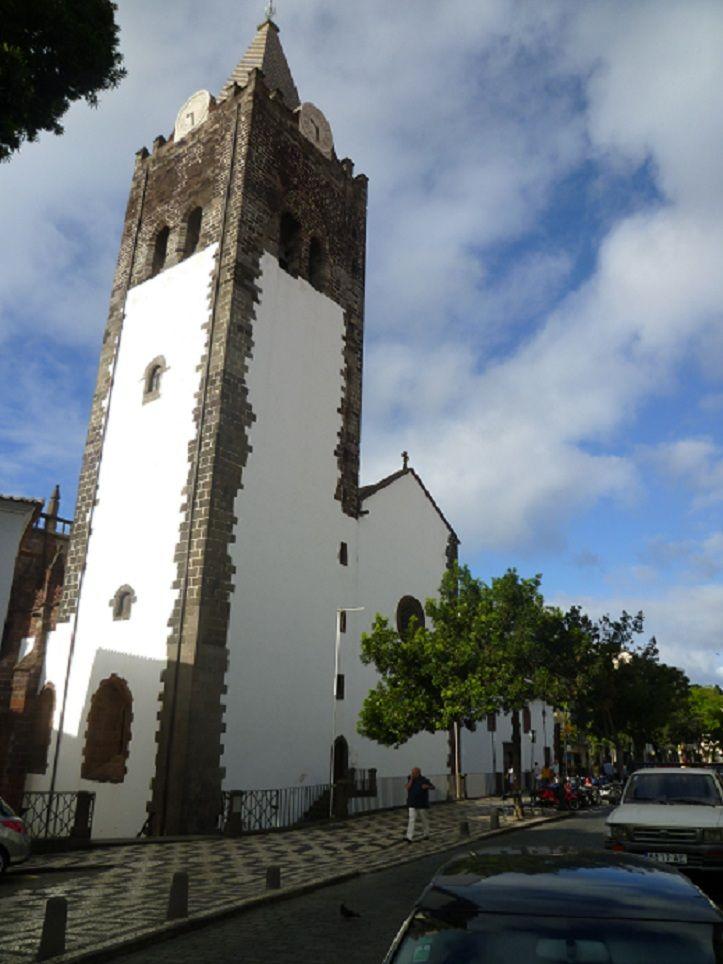 Sé Catedral - torre