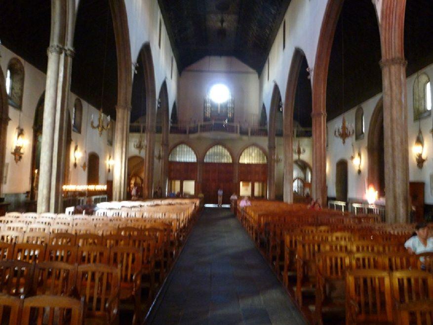 Sé Catedral - interior - coro