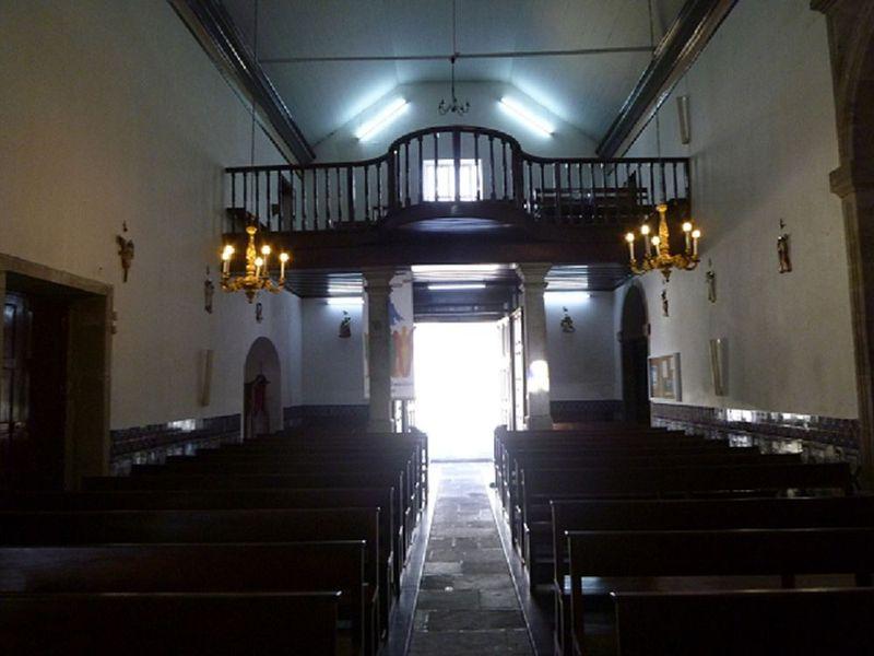 Igreja Nossa Senhora da Piedade - Interior