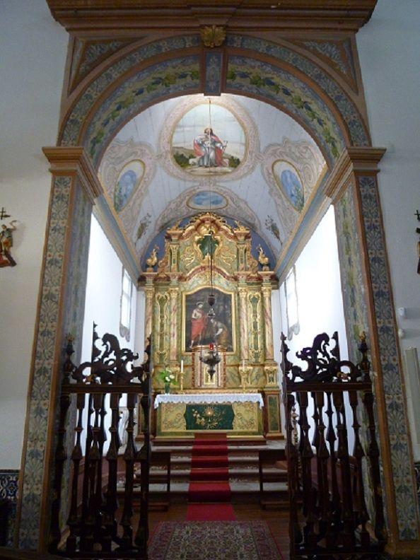 Igreja Nossa Senhora da Piedade - Altar