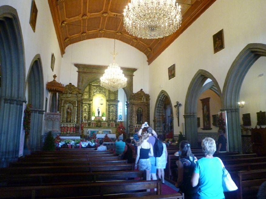 Igreja Matriz - interior