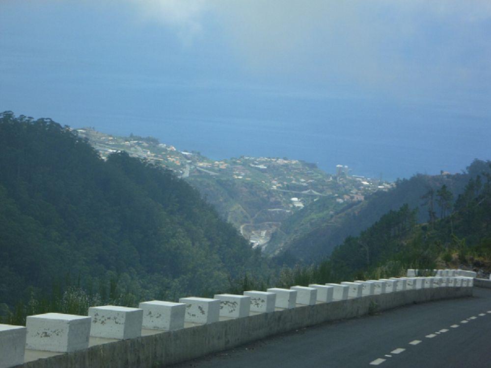 Caminho Curral das Freira - Funchal