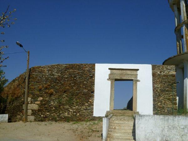 Castelo - entrada