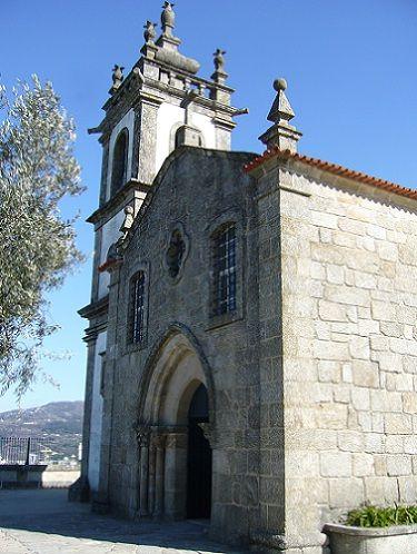 Igreja de Soalhães